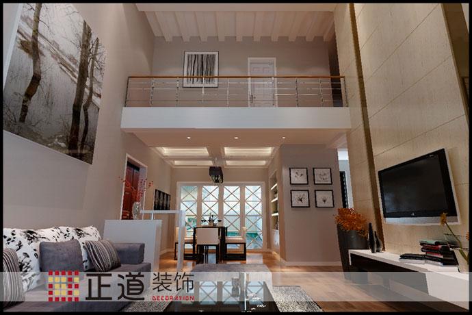 中式装修效果图大客厅 客厅窗帘效果图
